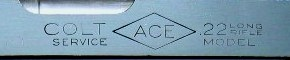 Early Service Model Ace Marking