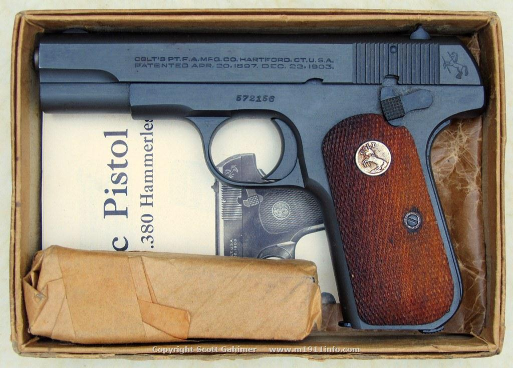 One of 4 pistols specially noted in the WWII Colt shipping records 6/30/45.