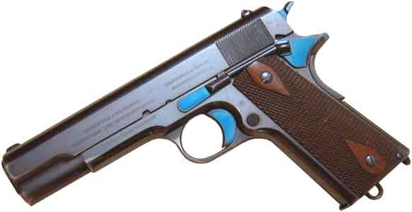 Colt M1911 No. 403 Shipped February 15, 1912 as one of the 1st (500) M1911 pistols ever produced.